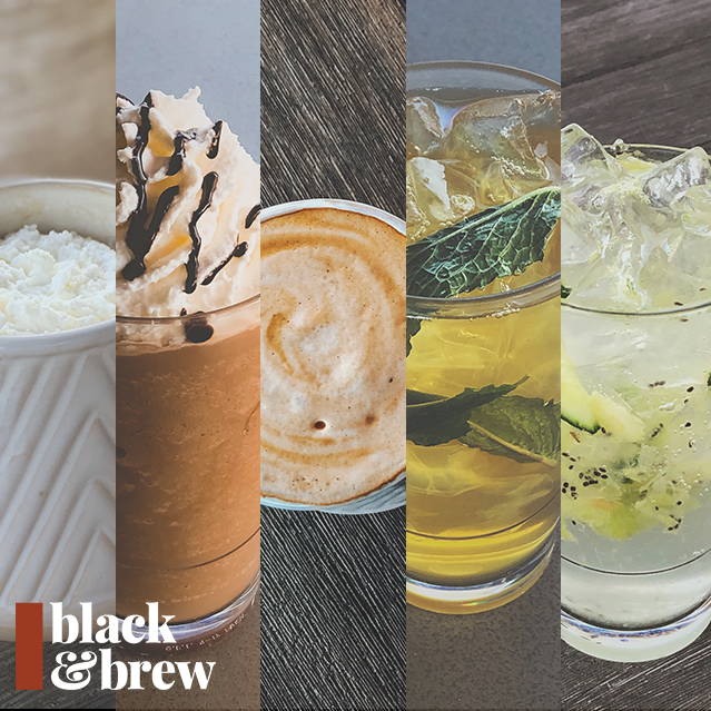 5 New Seasonal Beverages To Enjoy This Spring