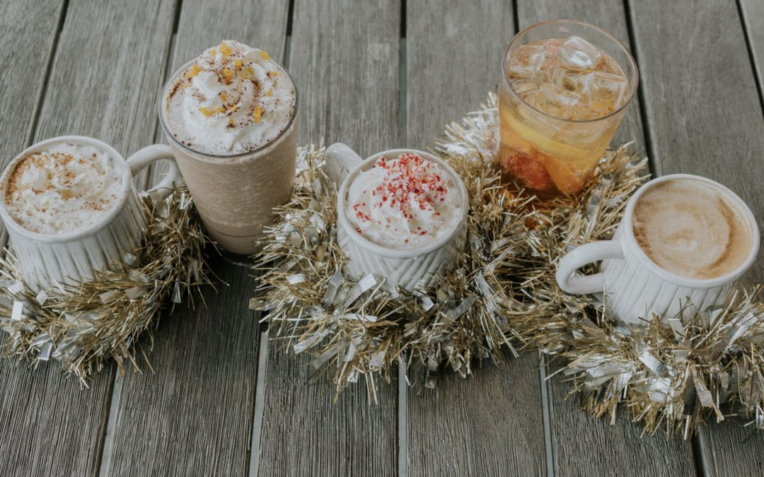 Black & Brew's 5 New Holiday Beverages Are Here!